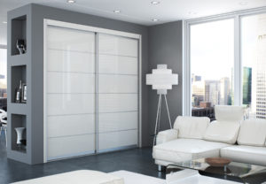 Customized sliding door